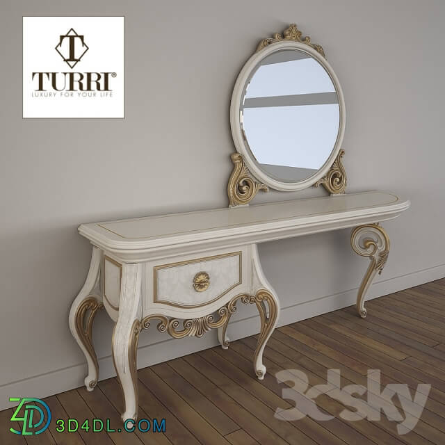 Other - Dressing table Turri Baroque TC153L
