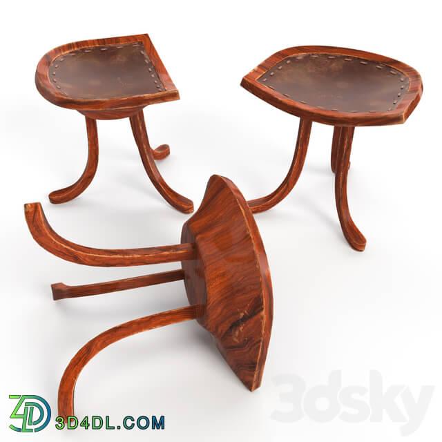 Chair - Egyptian Theben Stool