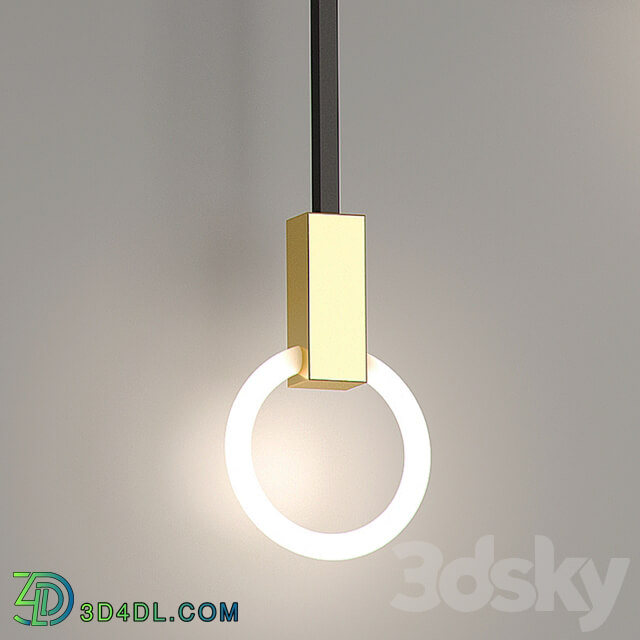 Ceiling light - Forstlight Eclipse T pendant lamp