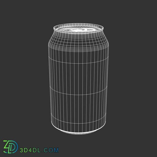 Poliigon Can Soda _ 001