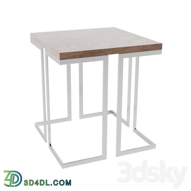 Table - Emmett end table