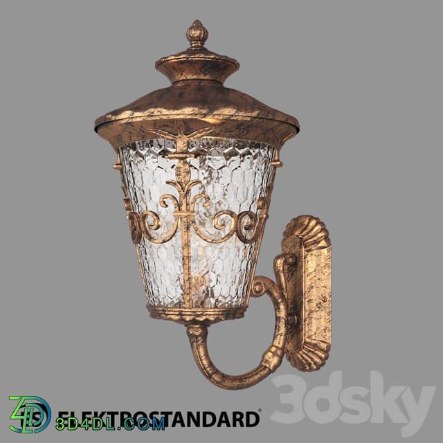 Street lighting - OM Street Wall Light Elektrostandard GLYF-8046U Diadema U