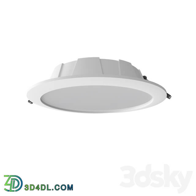 Spot light - Mantra Technical Graciosa Recessed Luminaire 6390 Ohm