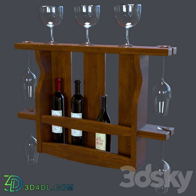 Other kitchen accessories - Wineset var 01