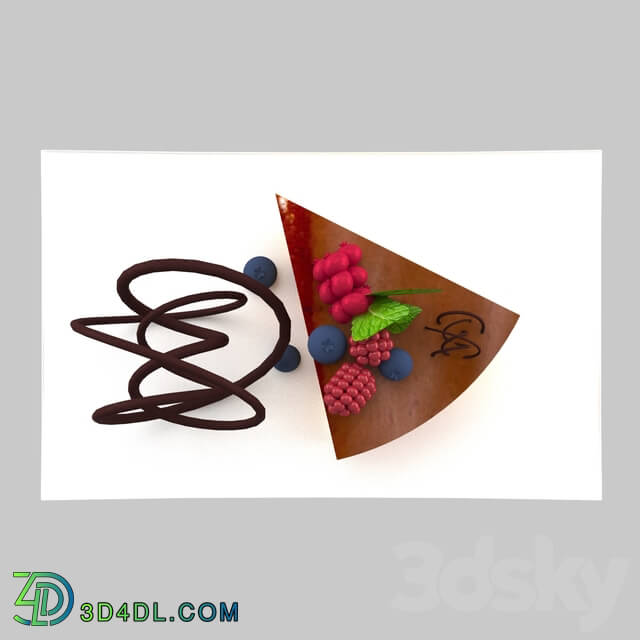 Food and drinks - Dessert