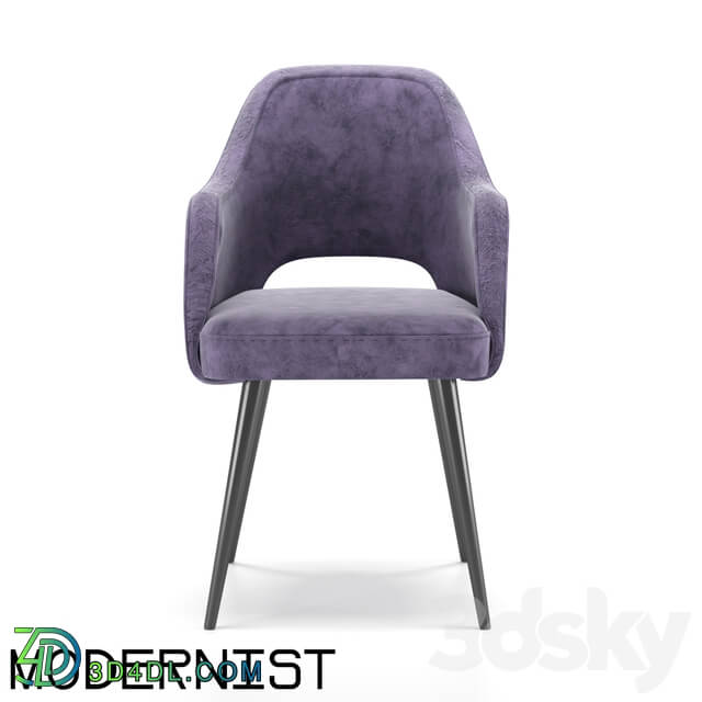 Chair - Seat Seat Mark Wood NF _OM_