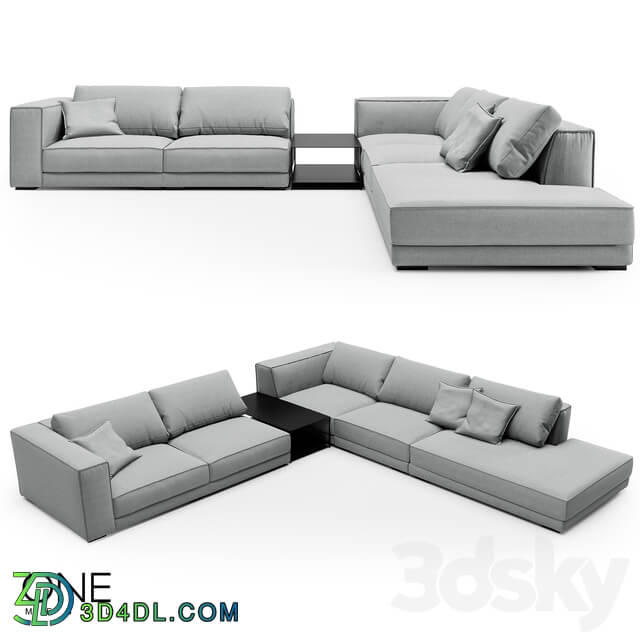 Sofa - OM LOCARNO by ONE mebel