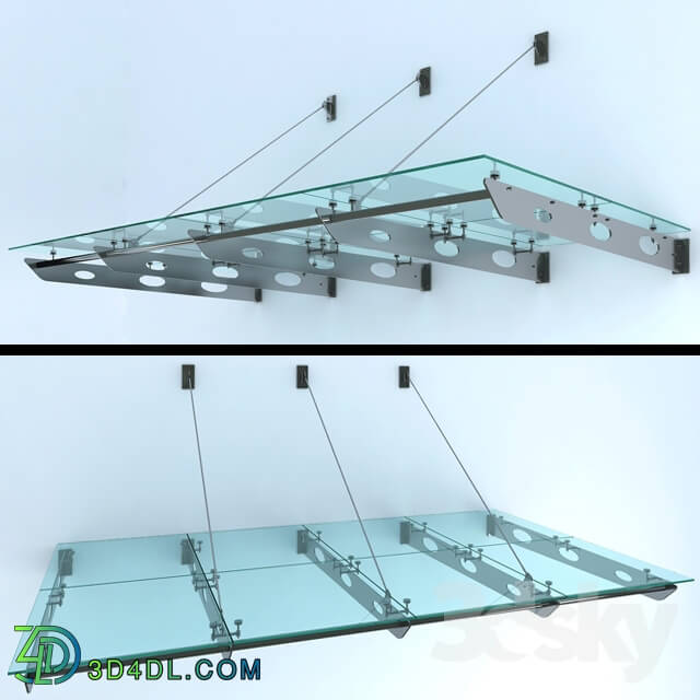 Other architectural elements - canopy_ canopy