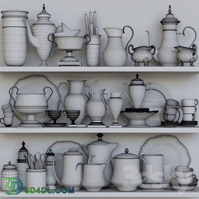 Tableware - Set-196