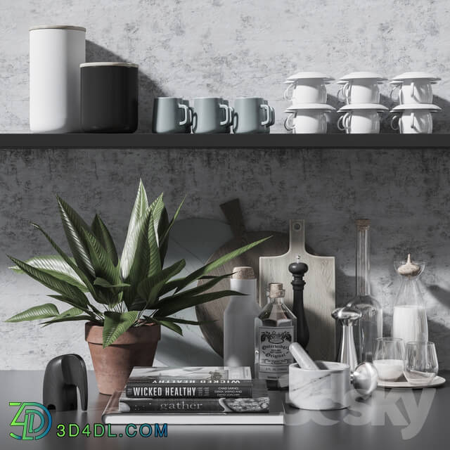 Other kitchen accessories - Kitchen set 6