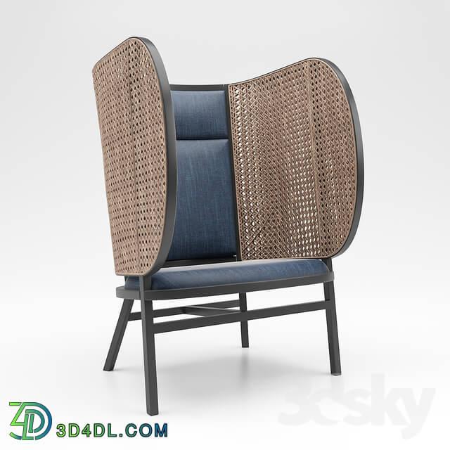 Chair - HIDEOUT Lounge Chair