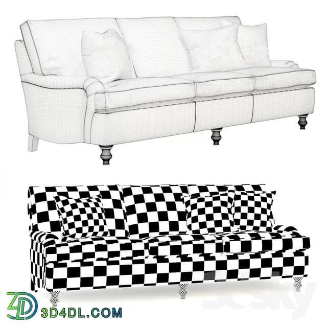 Sofa - Minerva 3-seater Mantellassi