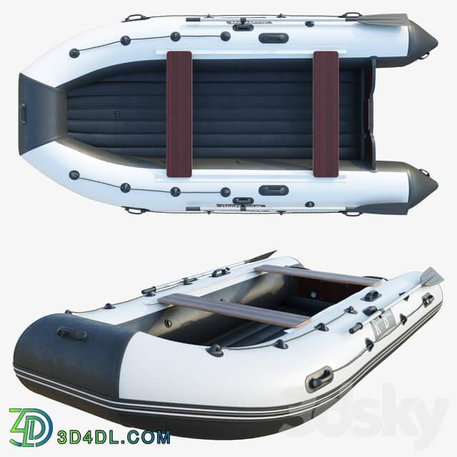Transport - Boat PVC RiverBoats RB 330 _NDND_