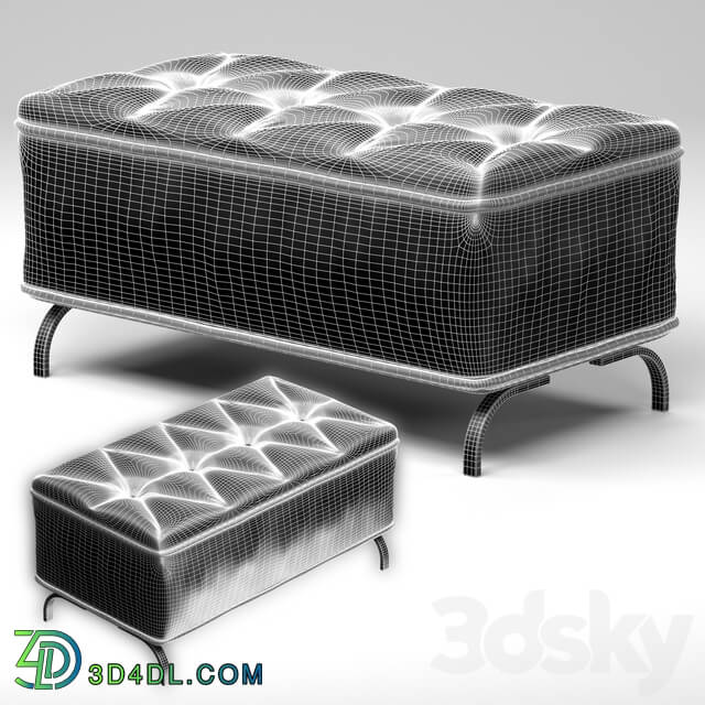 Other soft seating - Padded stool
