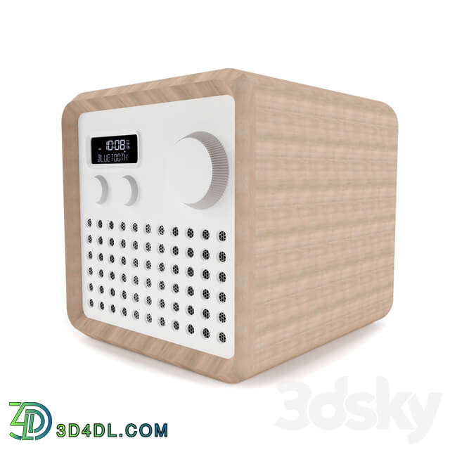 Audio tech - Modern radio