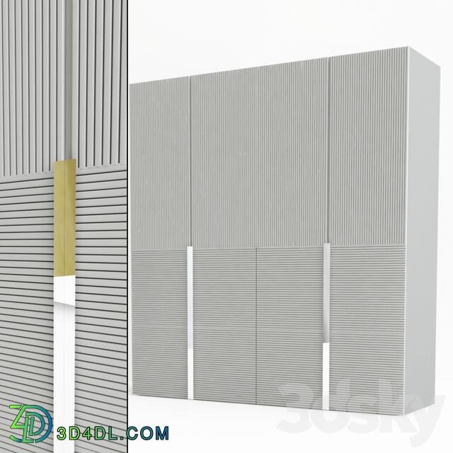 Wardrobe _ Display cabinets - Cupboard