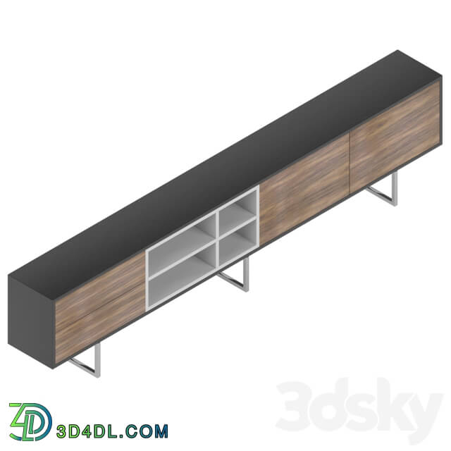 Sideboard _ Chest of drawer - TV Cabinet 01