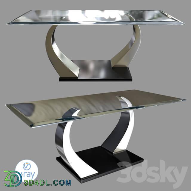 Table - Natalia abstract coffee table