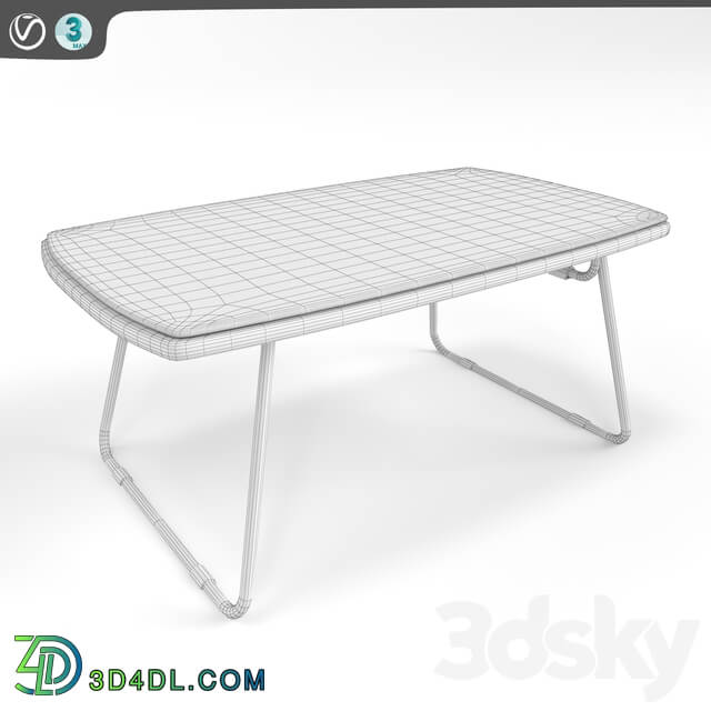 Table - Garden furniture Madras - Part 3 - Table