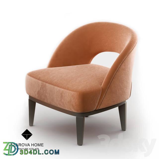 Arm chair - OM chair Azarova Hepburn