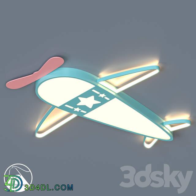 Ceiling lamp - LampsShop.ru CPL7009 Chandelier Plane B