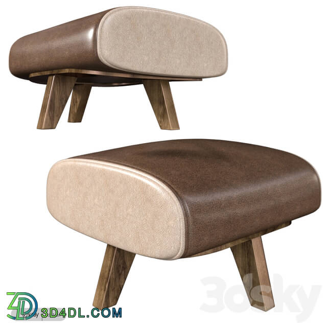 Other soft seating - Brigitte pouf