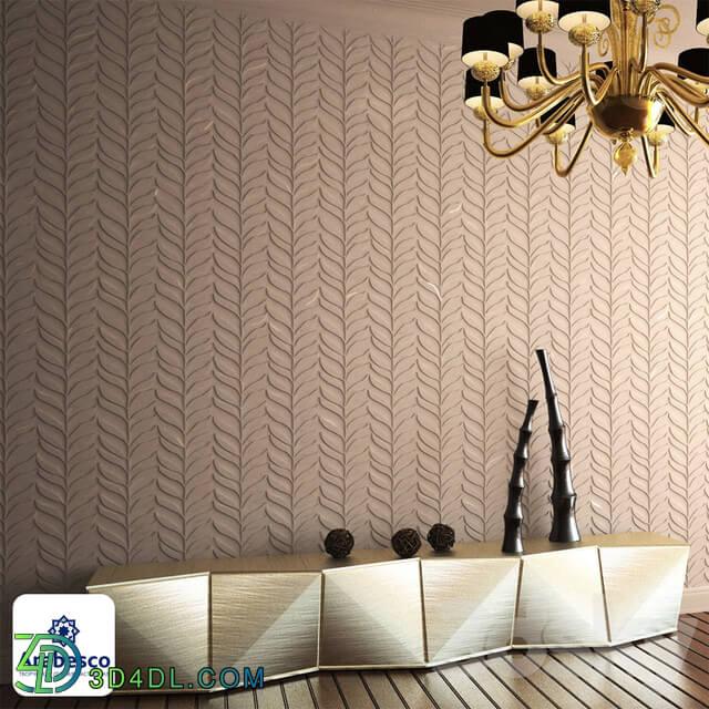 Decorative plaster - 3D panel 6 ОМ