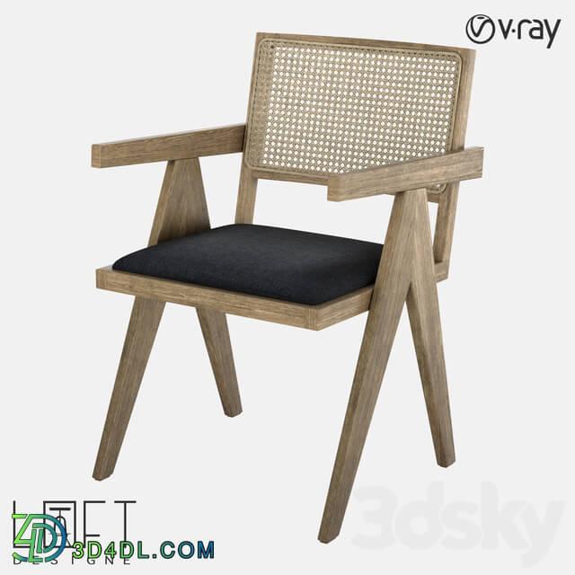 Chair - CHAIR LoftDesigne 36140 model
