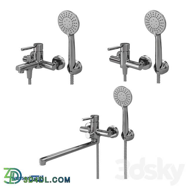 Faucet - Mixers Main 4100 Ом Series