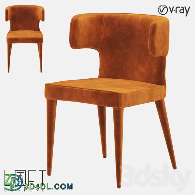 Chair - CHAIR LoftDesigne 35357 model