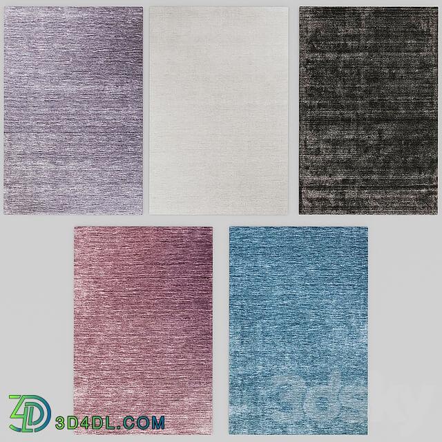 Carpets - Hand Made Carpet Set 2