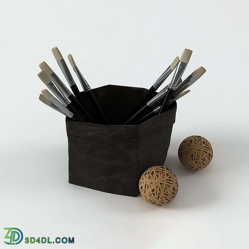 Design Connected Brushes