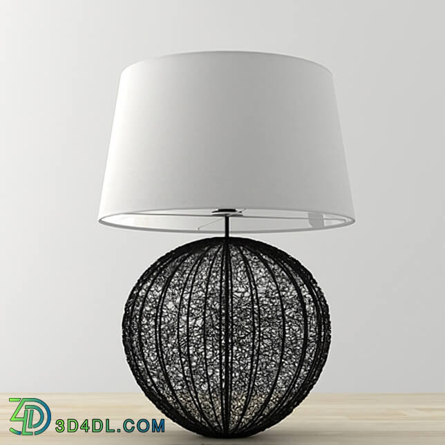 Design Connected Lampe Hardy