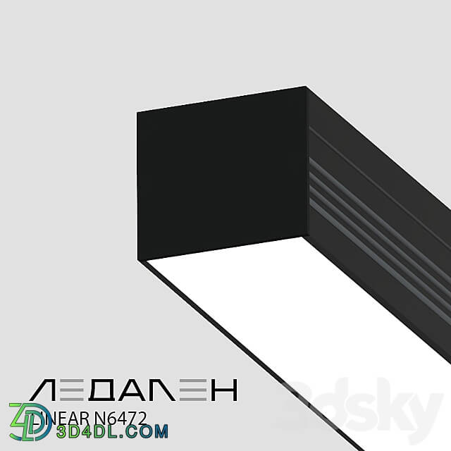 Technical lighting - Pendant lamp Linear N6472 _ LEDALEN