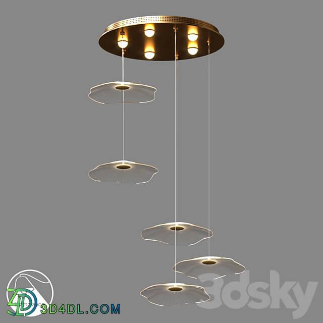Pendant light - LampsShop.ru L1362 Chandelier Jellyfish