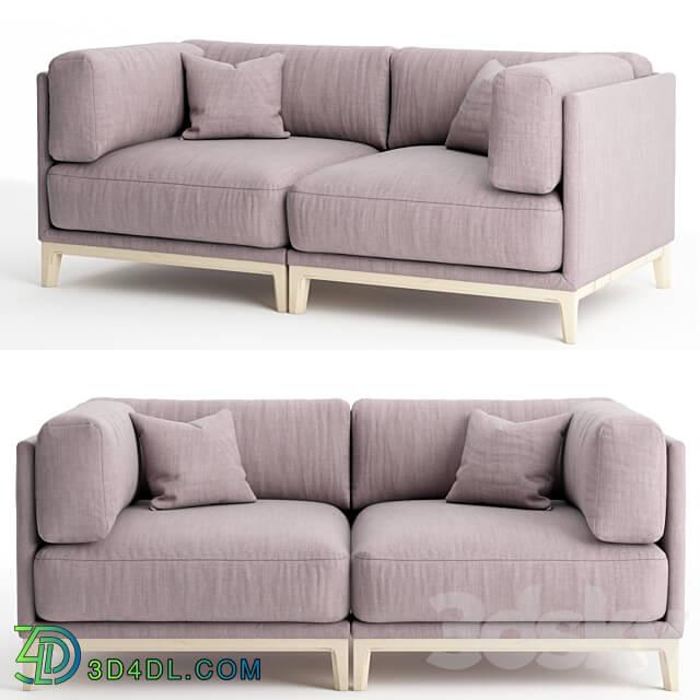 Sofa - Double sofa