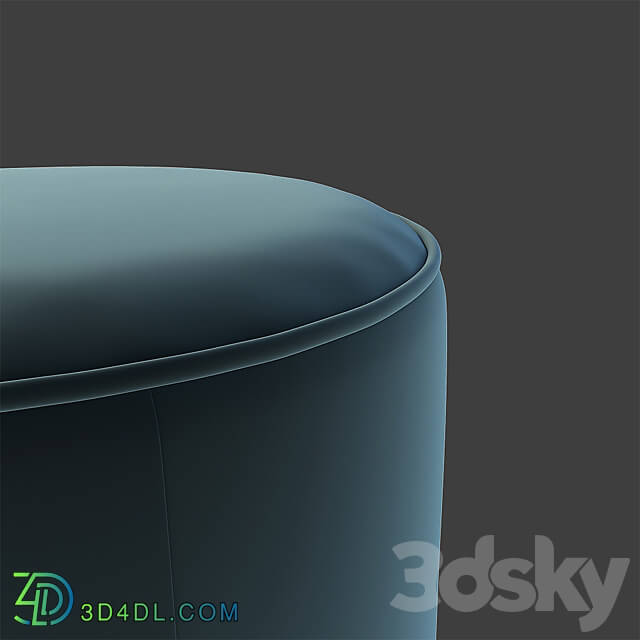 Other soft seating - Pall Mall pouf