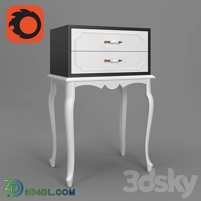 Sideboard _ Chest of drawer - Deniz Consept chest of drawers