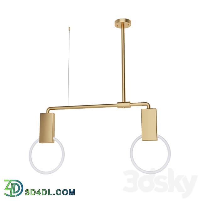 Pendant light - Circus 2 V3 lamp art. 24559 by Pikartlights