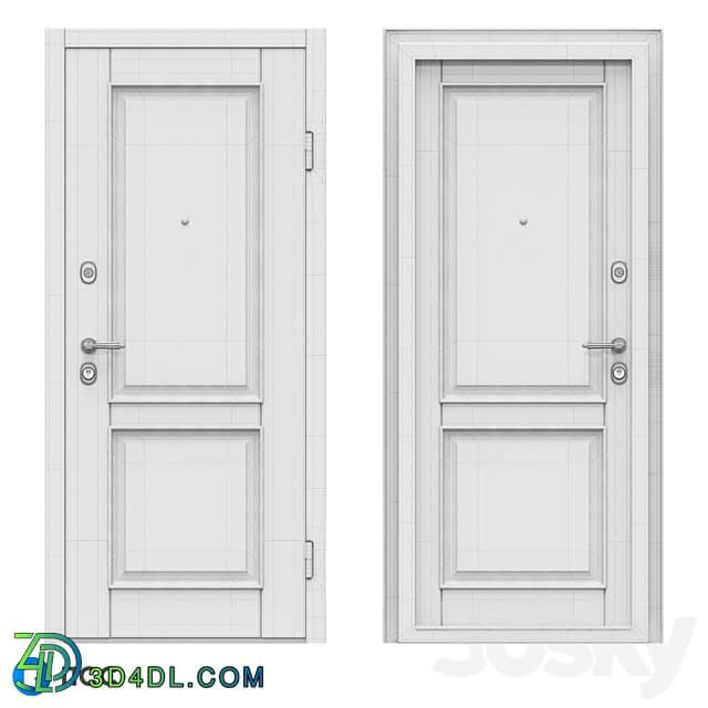 Doors - OM Entrance door ECO _ECO-73_ - PSS