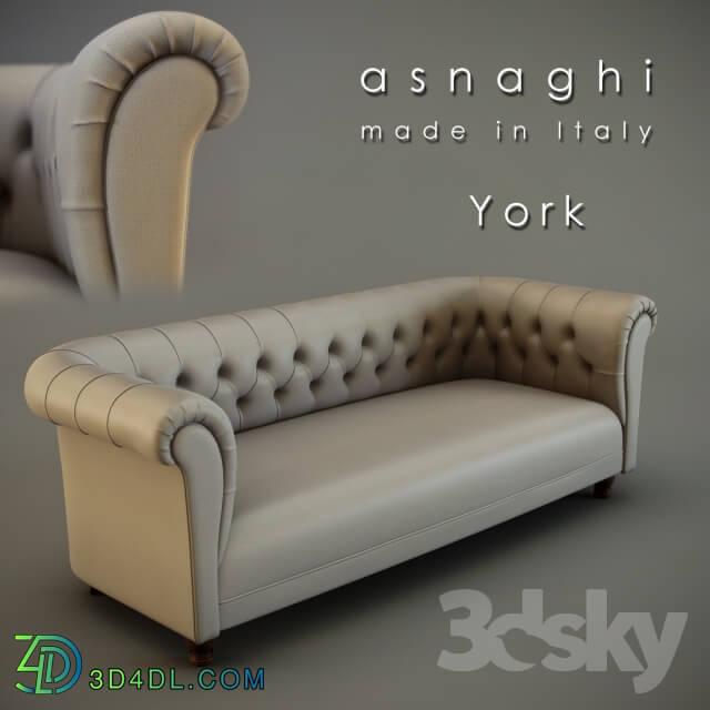 Sofa - York sofa