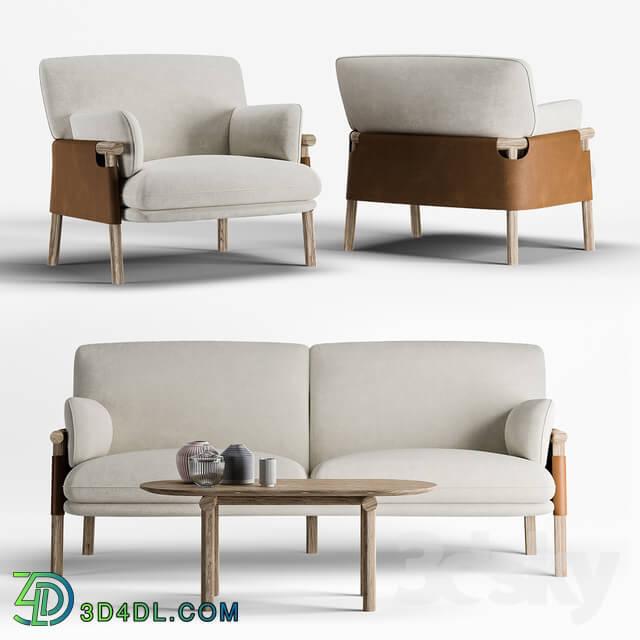 Sofa - Erik Jorgensen Savannah Set