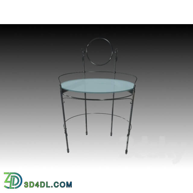Other - ciacci table with mirror